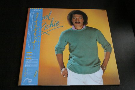 Lionel Richie 1985 Dancing On The Ceiling