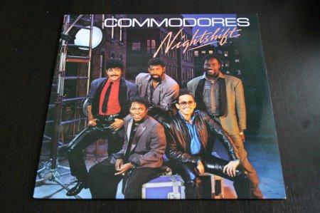 Commodores 1985 Nightshift