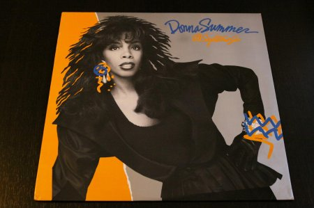 Donna Summer 1987 All Systems Go