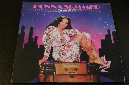 Donna Summer 1979 On The Radio. Greatest Hits. Vol 1 & 2 (2LP)