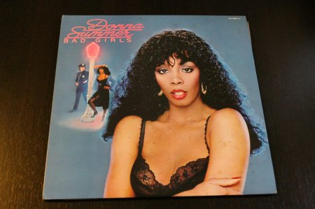 Donna Summer 1979 Bad Girls (2LP)
