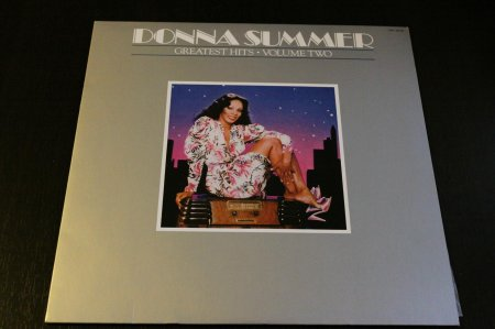 Donna Summer 1980 Greatest Hits. Vol Two