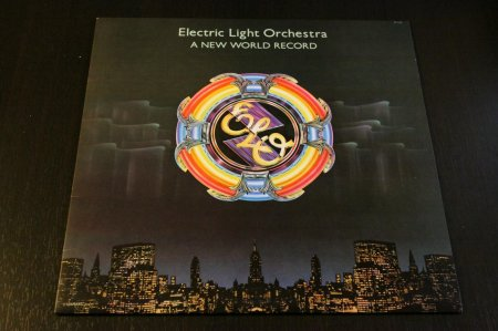Electric Light Orchestra 1977 A New World Record