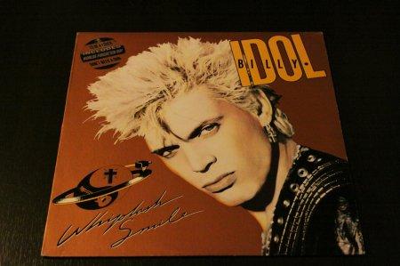 Billy Idol1986Whiplash Smile