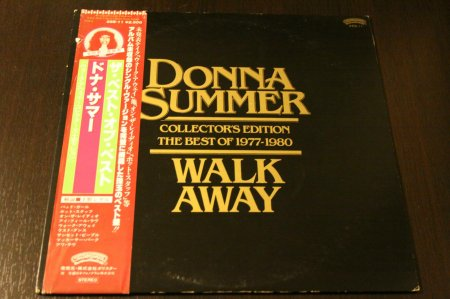 Donna Summer	1980	Walk Away