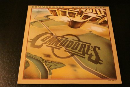 Commodores	1978	Natural High