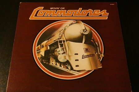 Commodores	1975	Movin'On