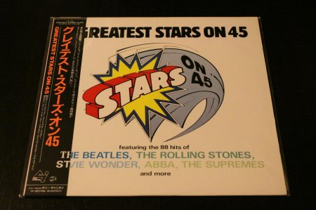 Stars On 45	1988	Greatest Stars On 45