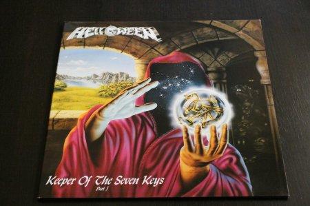 Helloween1987Keeper Of The Seven Keys. Part 1