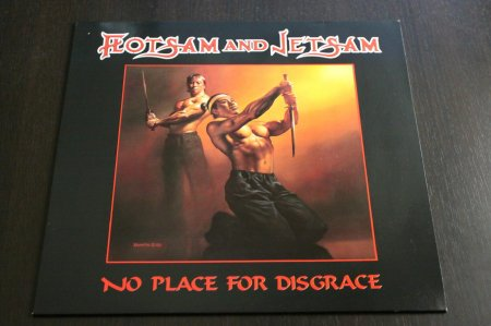 Flotsan & Jetsam1988No Place For Disgrace