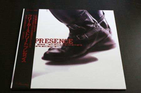 Presence1988Bleecker Street