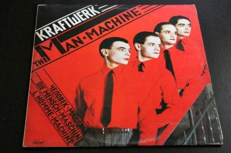 Kraftwerk1978The Man-Machine