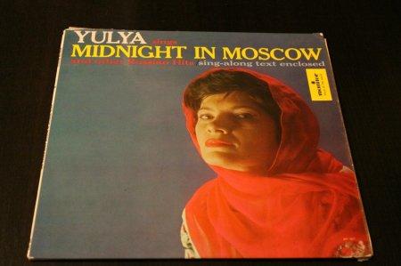 Yulya (Юлия Запольская)1962Midnight In Moscow