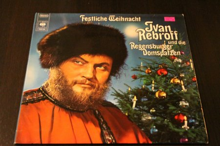 Ivan Rebroff1969Regensburger Domspatzen Festliche Weihnacht