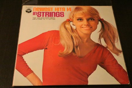 Golden Pops Orchestra	1970	Newest Hits 14 In Strings