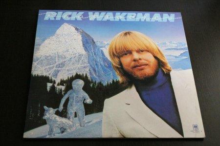 Rick Wakeman1979Rhapsodies (2LP)