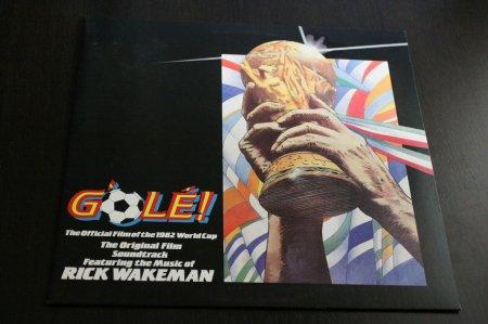 Rick Wakeman1983Gole!