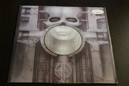 Emerson Lake & Palmer1973Brain Salad Surgery