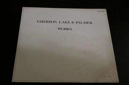 Emerson Lake & Palmer1977Works Vol.2