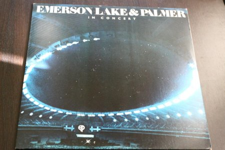 Emerson Lake & Palmer	1979	In Concert