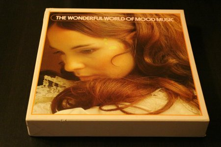 The Wonderful World Of Mood Music (10LP BOX)