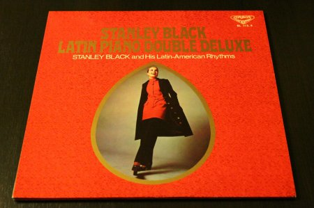 Stanley Black	1969	Latin Piano Double Deluxe (2LP)